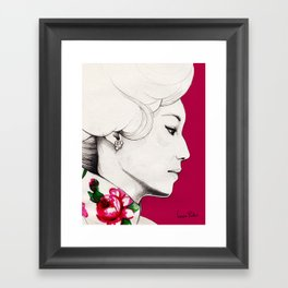 Su Framed Art Print