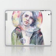 goodmorning world Laptop & iPad Skin