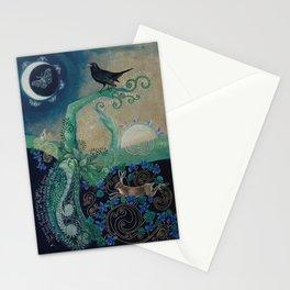 Ostara Rising Stationery Cards
