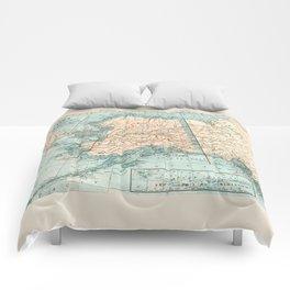Vintage Alaska Comforters