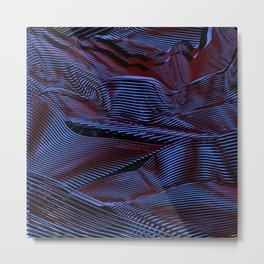Dark Illusion Metal Print
