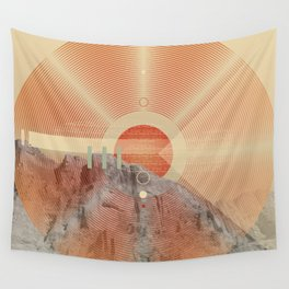 Not knowing when the dawn will come #everyweek 49.2016 Wall Tapestry