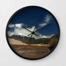 Mount Herard View Wall Clock
