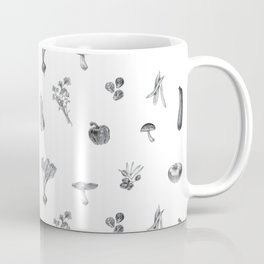 Favorite Veggies Coffee Mug