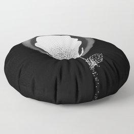Isaiah 40:8 (Inverted) Floor Pillow