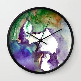 Mist Maiden Wall Clock