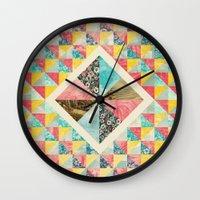 diamond Wall Clocks featuring DIAMOND by SISTART