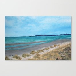 Findhorn Canvas Print