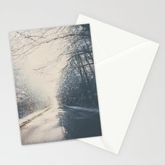 driving home for christmas ...  Stationery Cards