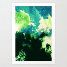 Closer to the Edge Art Print