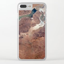 Persepolis Ruins Clear iPhone Case