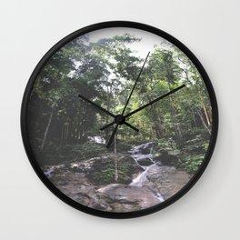 Komorebi Wall Clock