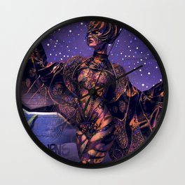 The strongest one Wall Clock