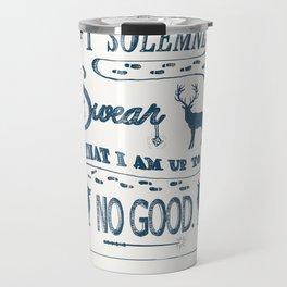 I Solemnly Swear... Travel Mug