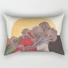 Braided Rectangular Pillow