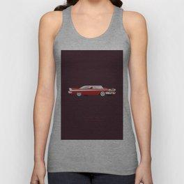 Christine | Famous Cars Unisex Tank Top