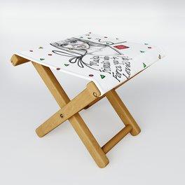 #STUKGIRL MADDY Folding Stool