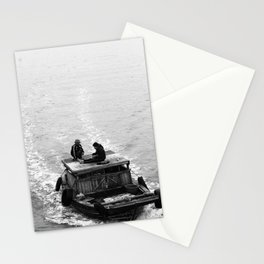 Houseboat in HaLong Bay Stationery Cards