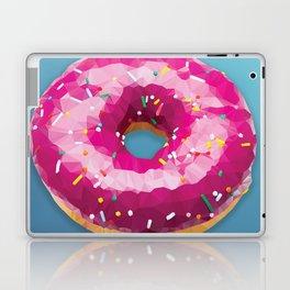 Lowpoly Donut Laptop & iPad Skin