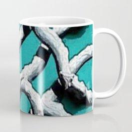 dino track Coffee Mug