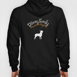 The Danny Family - Mexican Nights (Dark Background) Hoody