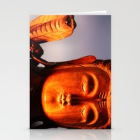 shiva Stationery Cards featuring Shiva by Gabriel Fox