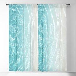 Soft Blue Gray Ocean Dream #1 #water #decor #art #society6 Blackout Curtain