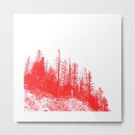 Nº 21 Echos Metal Print
