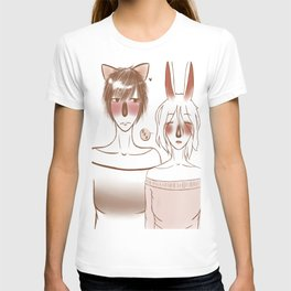 Wolf and Bunny T-shirt