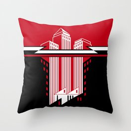 Wolfenstein Throw Pillow