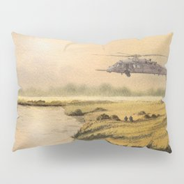 HH-60 Pave Hawk Helicopter Pillow Sham