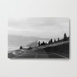 Granite Mountain Metal Print