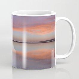 """Purple reflections at the sea"". Bolonia Coffee Mug"