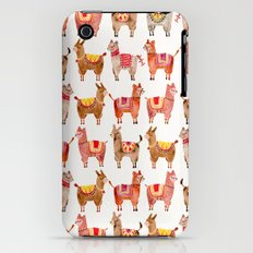 Alpacas iPhone (3g, 3gs) Slim Case