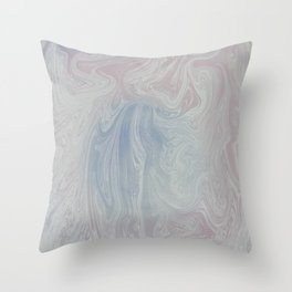 Light Abstraction Throw Pillow