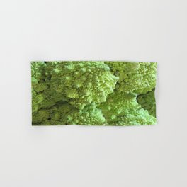 Romanesco Cauliflower - Freeky vegi Hand & Bath Towel