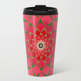 Spiral Rose Travel Mug