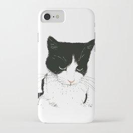 Curie iPhone Case