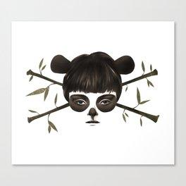 Pirate Panda Canvas Print