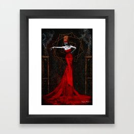 The Empress of Dust Framed Art Print