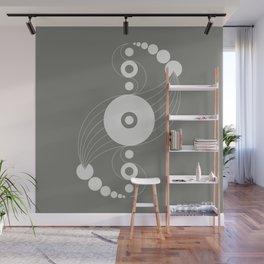 dna aliens, sacred geometry Wall Mural