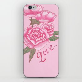 I DO!! iPhone Skin