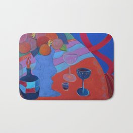 Afternoon Delight Bath Mat