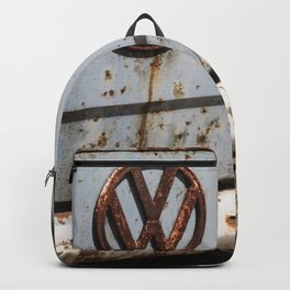 Rusted Backpack