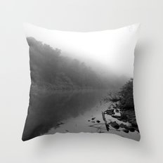 What Lies Below the Surface Throw Pillow