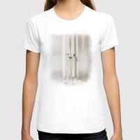 minimalism T-shirts featuring Minimalism. by Viviana Gonzalez