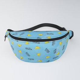 WHAT THE DUCK Fanny Pack