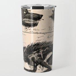 Flegellum de Bestia: Scourge Beast Travel Mug