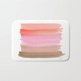Color Blocking 13 Bath Mat