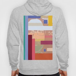 Through the blinds Hoody
